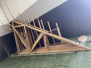 TRUSSES 12x21 (11 Total) for Sale in Fresno, CA