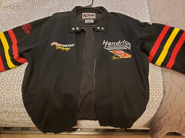 Terry Labonte twill jacket vintage XL