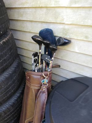 Golf clubs for Sale in Montgomery, IL