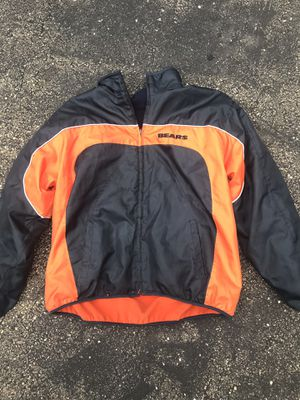 Bears official jacket for Sale in Wheaton, IL