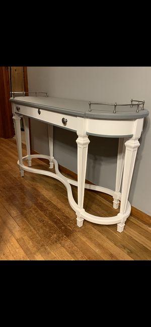 Entryway table/ Console table for Sale in Cedar Grove, NJ