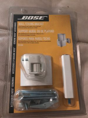 BOSE Wall/Ceiling Bracket for Sale in Richmond, VA