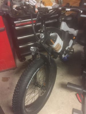 Rad rover all Terrain electric bicycle for Sale in Houston, TX