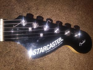 Fender Starcaster Electric Guitar for Sale in Kingsport, TN