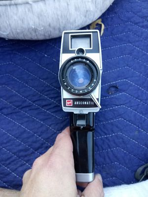 Anscomatic 62 1.8 zoom lens for Sale in San Diego, CA