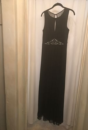 There is not a brand name on it. Wedding or special ovation black dress. In very god condition for Sale in South Pasadena, CA
