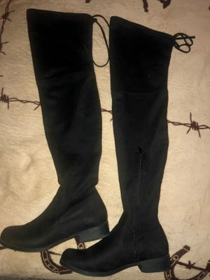 8.5 Thigh High Boots for Sale in Mesquite, TX