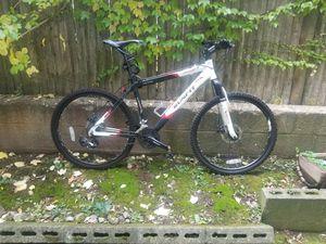 Mountain bike - brake discs & and front suspension for Sale in Boston, MA