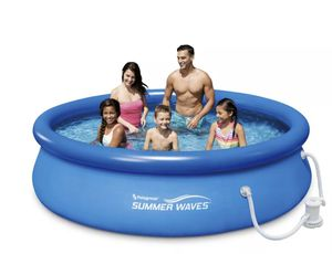 Summer waves 10x30 brand new pool for Sale in Springfield, VA