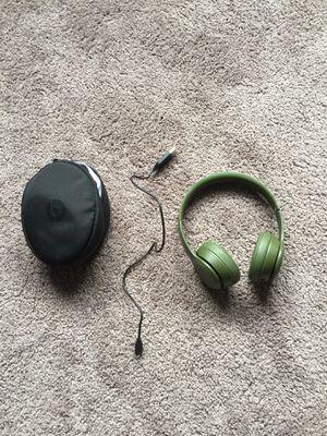 Beats solo 3 headphones for Sale in Bellingham, MA