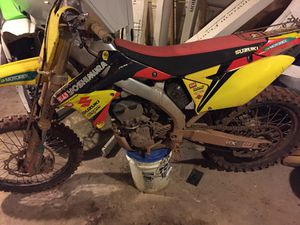2010 rm z250 with title for Sale in Fairfax, VA