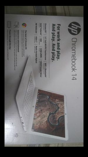 New chromebook 14 touchscreen for Sale in Hayward, CA