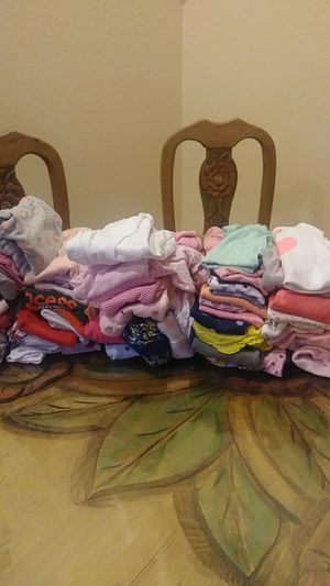 Baby girl clothes for Sale in Homestead, FL