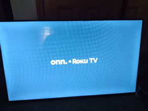60 inch roku tv and Xbox for Sale in Columbus, OH