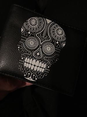 Skull wallet for Sale in Lakewood, CO