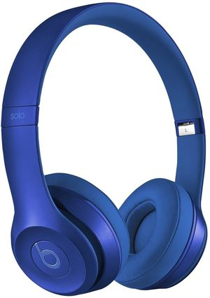 Royal Edition Blue Dre Beats Solo 2 for Sale in Los Angeles, CA