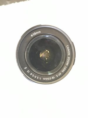Canon zoom lens for Sale in Los Angeles, CA