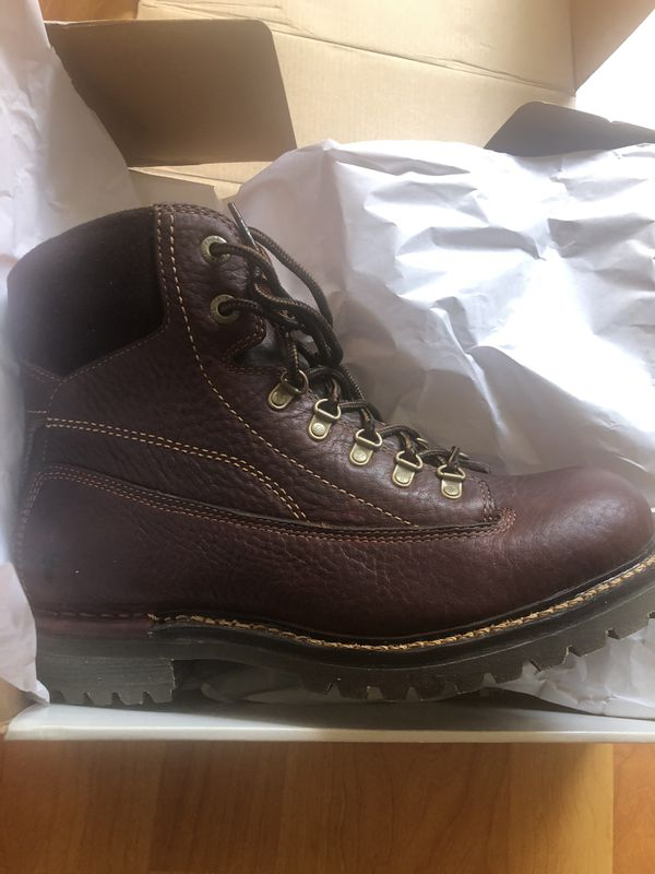 New Frye leather boots size 9