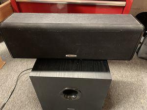 Polk Audio CS10 Center Speaker for Sale in Covington, WA