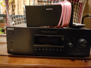 Sony stereo receiver for Sale in Englishtown, NJ