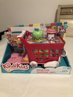 Shopkins KindiKids' Kindi Fun Shopping Cart for Sale in CT, US