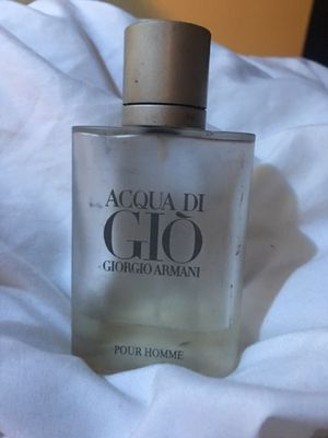 Acqua Di GIO by Giorgio Armani for Sale in Colton, CA