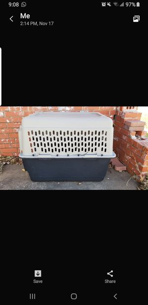 Large Dog Kennel for Sale in Oklahoma City, OK