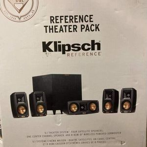 Klipsch Reference Audio for Sale in Chula Vista, CA