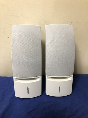 2 Bose 161 Stereo Speakers for Sale in Costa Mesa, CA