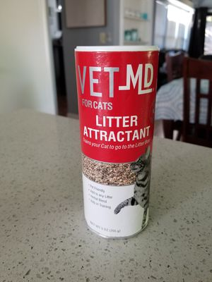 Cat and kitten litter box attractant for Sale in Carmichael, CA