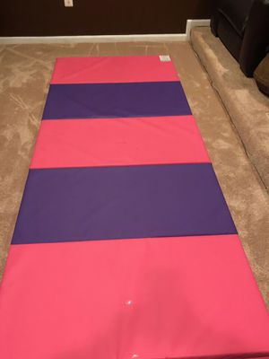 Gymnastics Cheer Tumbling Mat and Wedge for Sale in Bowie, MD