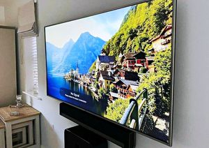 LG 60UF770V Smart TV for Sale in Hacker Valley, WV