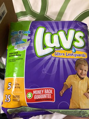 Brand new LuVs diapers for Sale in Dallas, TX