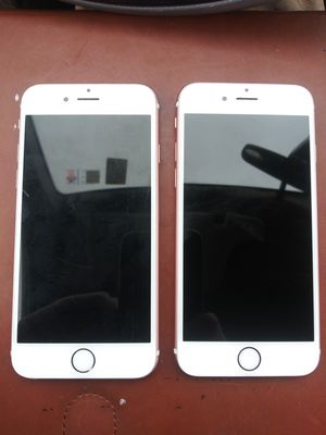 Unlocked pair of iPhone 6s's for Sale in Kennewick, WA
