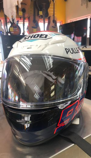 Shobi Rf-1200 marquez power size helmet for Sale in Lake Worth, FL
