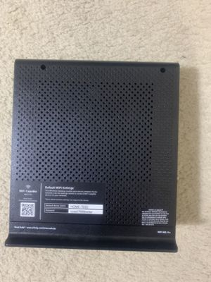 Xfinity Comcast Mode/Router-Arris TG862G for Sale in Houston, TX