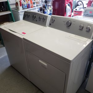 High Speed Kenmore 500 Series Top Load Washer and Electric Dryer Set with Warranty for Sale in Virginia Beach, VA