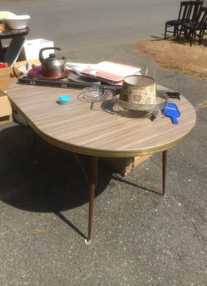 Free antique table for Sale in Arlington, WA