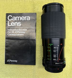 Lenses and Flash for Sale in Sioux City, IA