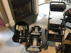 Infant Car Seat- key fit system for Sale in Harvest, AL
