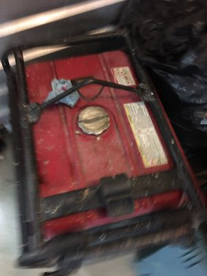 Gas powered generator for Sale in Baltimore, MD