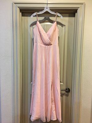Prom Blush Dress/Bridesmaids Dress (size 10) for Sale in Denver, CO