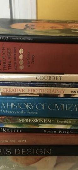 Unique Art Books Collection. for Sale in Norcross,  GA