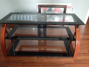 Glass Television Stand for Sale in Atlanta, GA