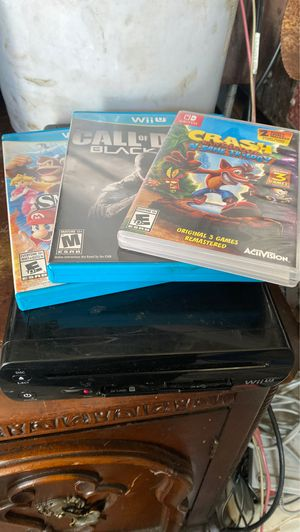 Wii U for Sale in Chicago, IL