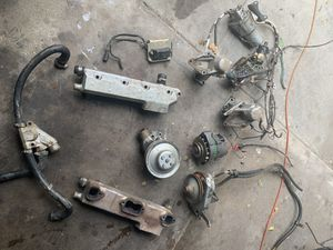 Boat/marine small block Chevy parts pile for Sale in Rancho Cucamonga, CA