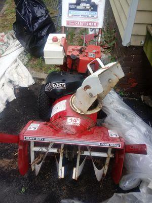 A Sears snowblower for Sale in Cranston, RI
