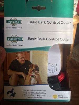 Bark collar for Sale in Peoria, IL