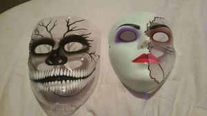 Halloween mask for Sale in Sophia, NC