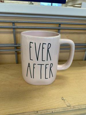 Rae Dunn Pink Mug EVER AFTER for Sale in San Bernardino, CA